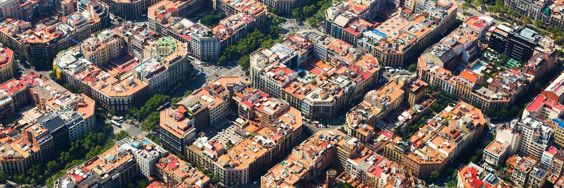 Поиск отелей в Барселоне