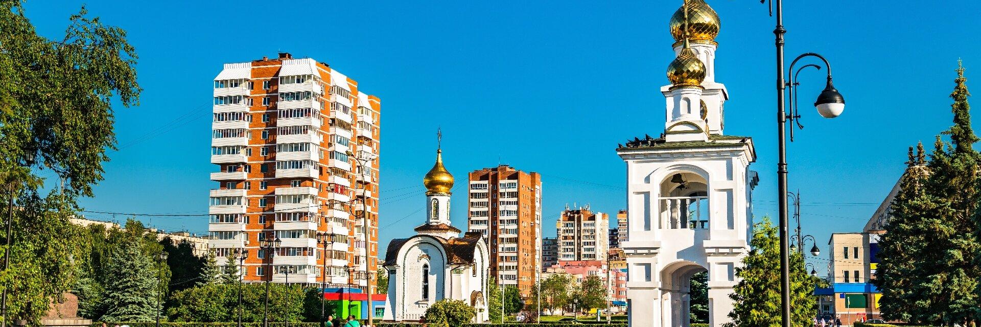 Поиск отелей в Тольятти