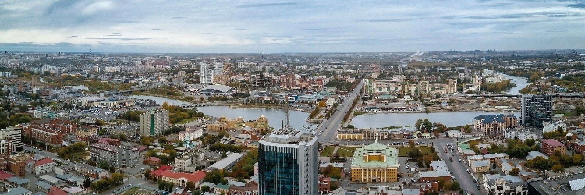 Поиск отелей в Челябинске