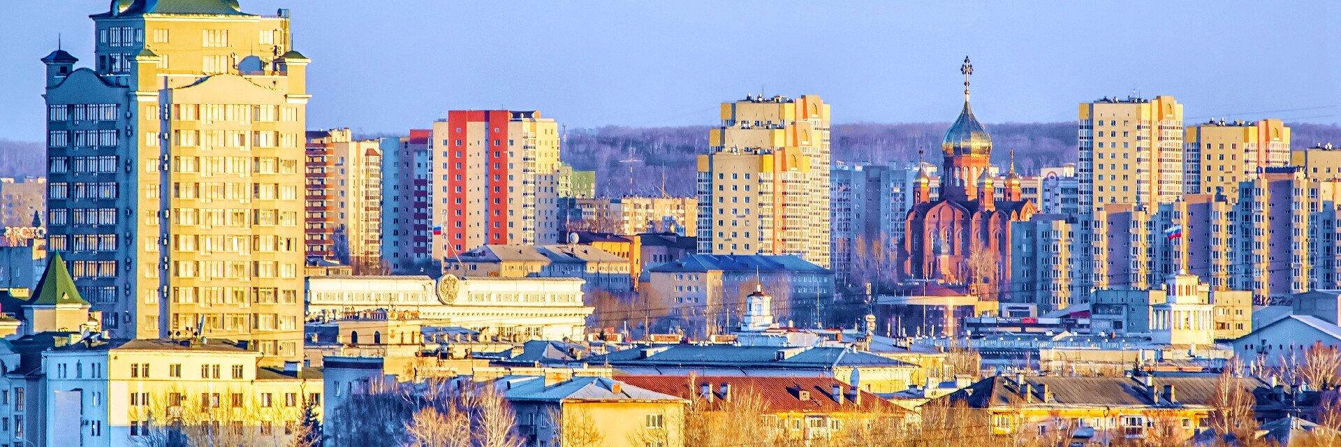 Поиск отелей в Кемерове