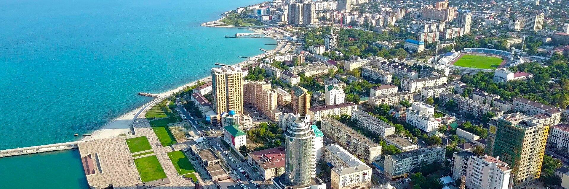 Поиск отелей в Новороссийске