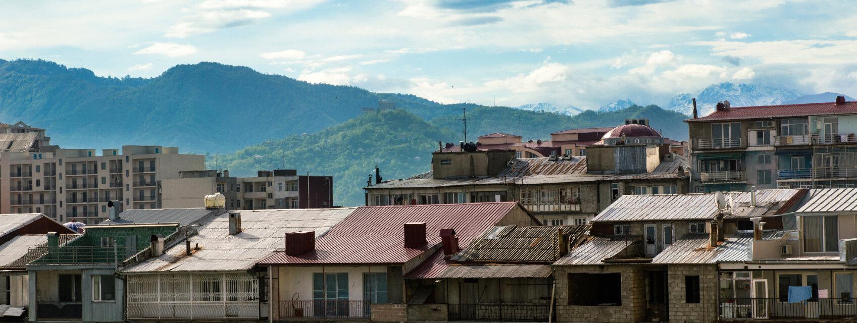 Поиск отелей в Батуми