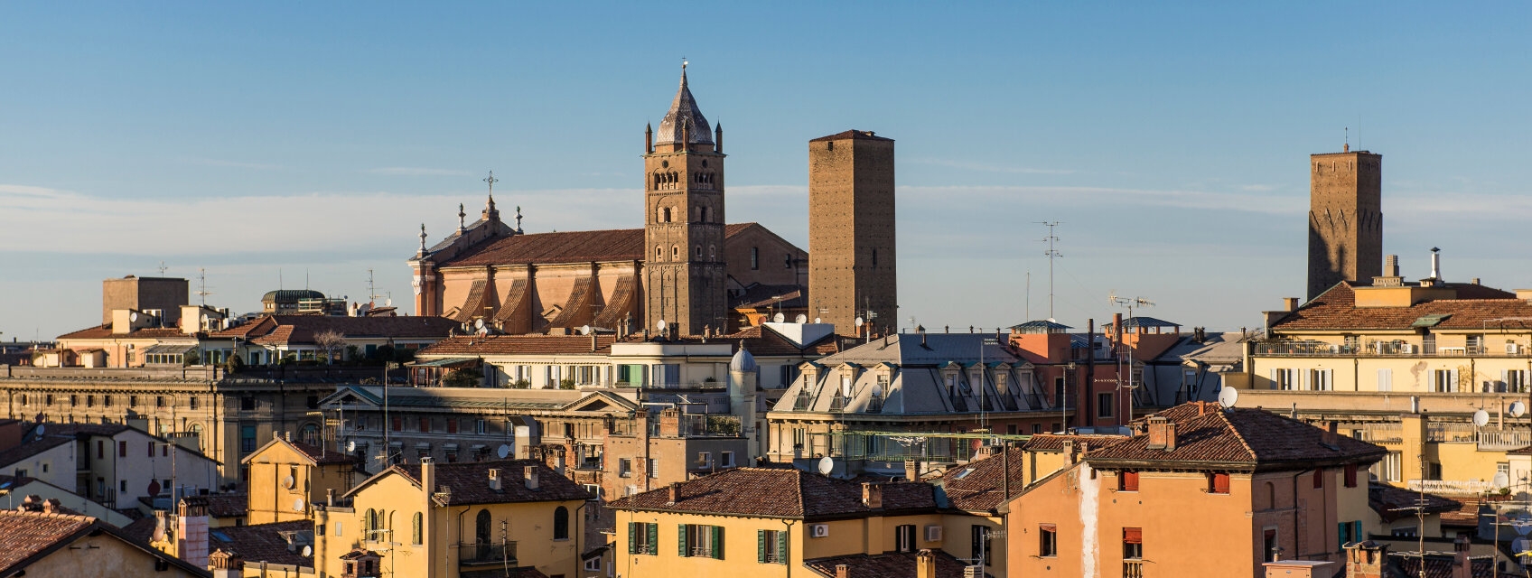 Поиск отелей в Болонье