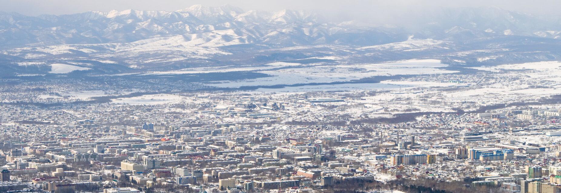 Отели в Южно-Сахалинске 4 звезды