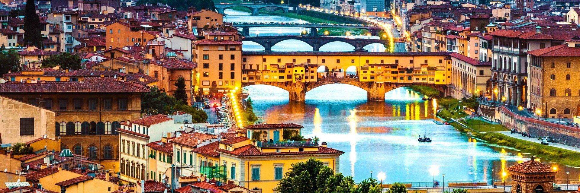Поиск отелей во Флоренции