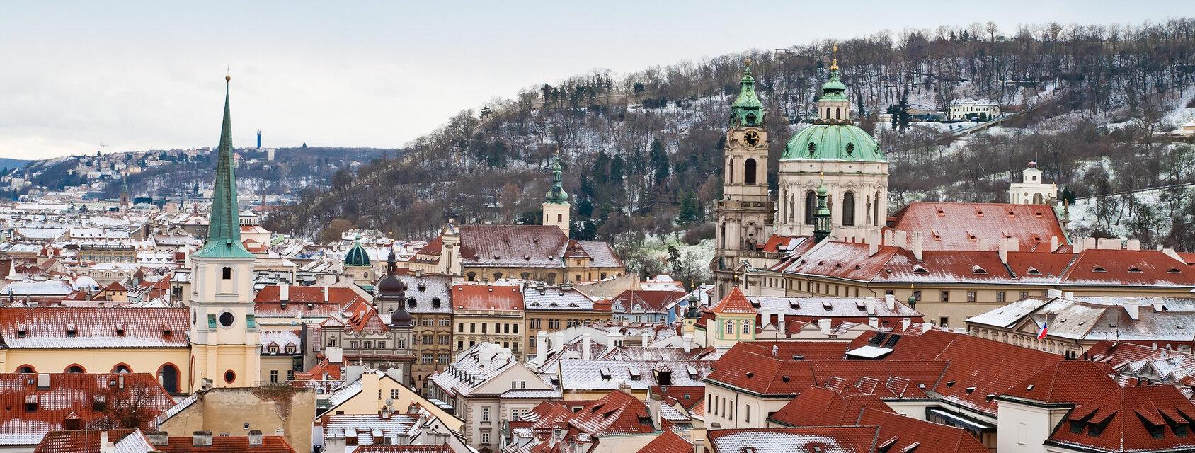 Поиск отелей в Праге