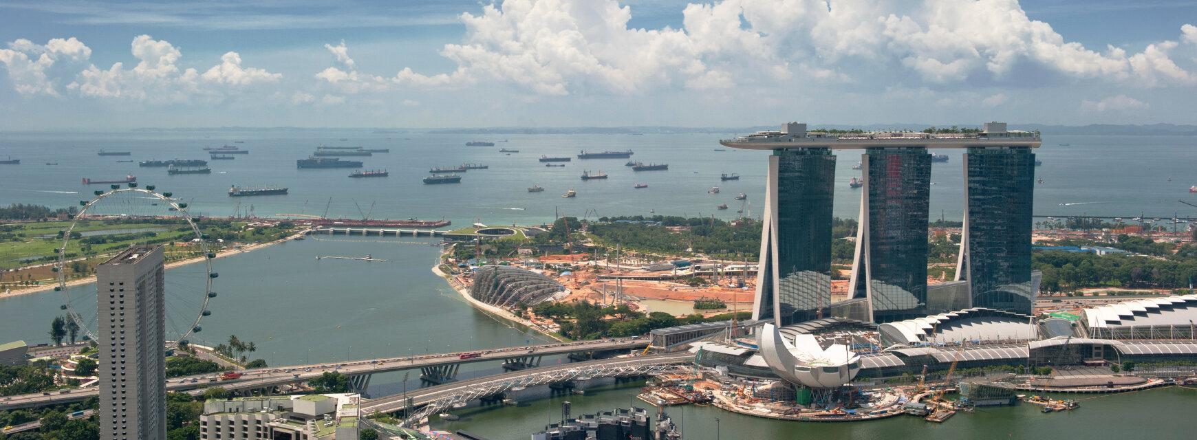 Поиск отелей в Сингапуре
