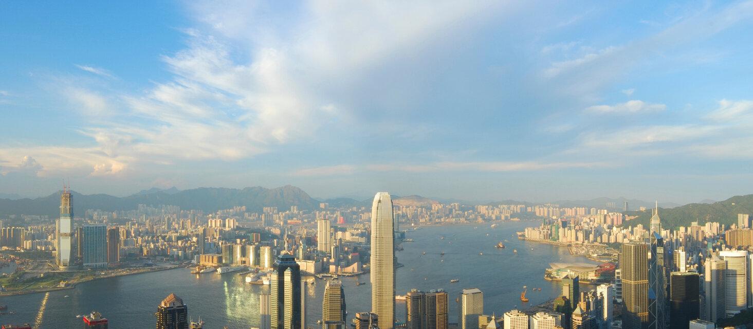 Поиск отелей в Гонконге