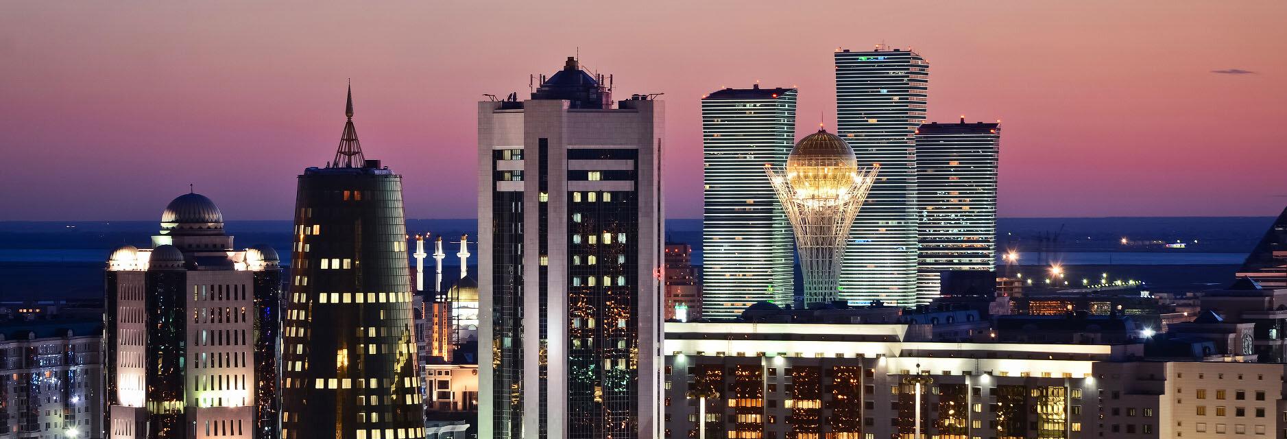 Поиск отелей и гостиниц в Талдыкоргане