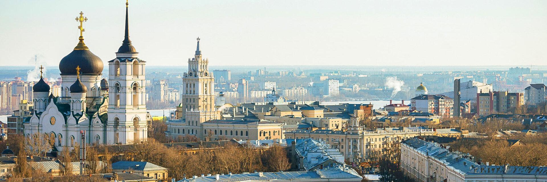 Поиск отелей в Воронеже
