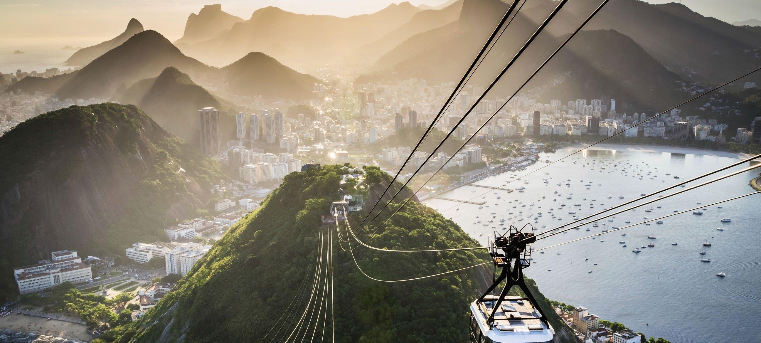Поиск отелей в Рио-де-Жанейро