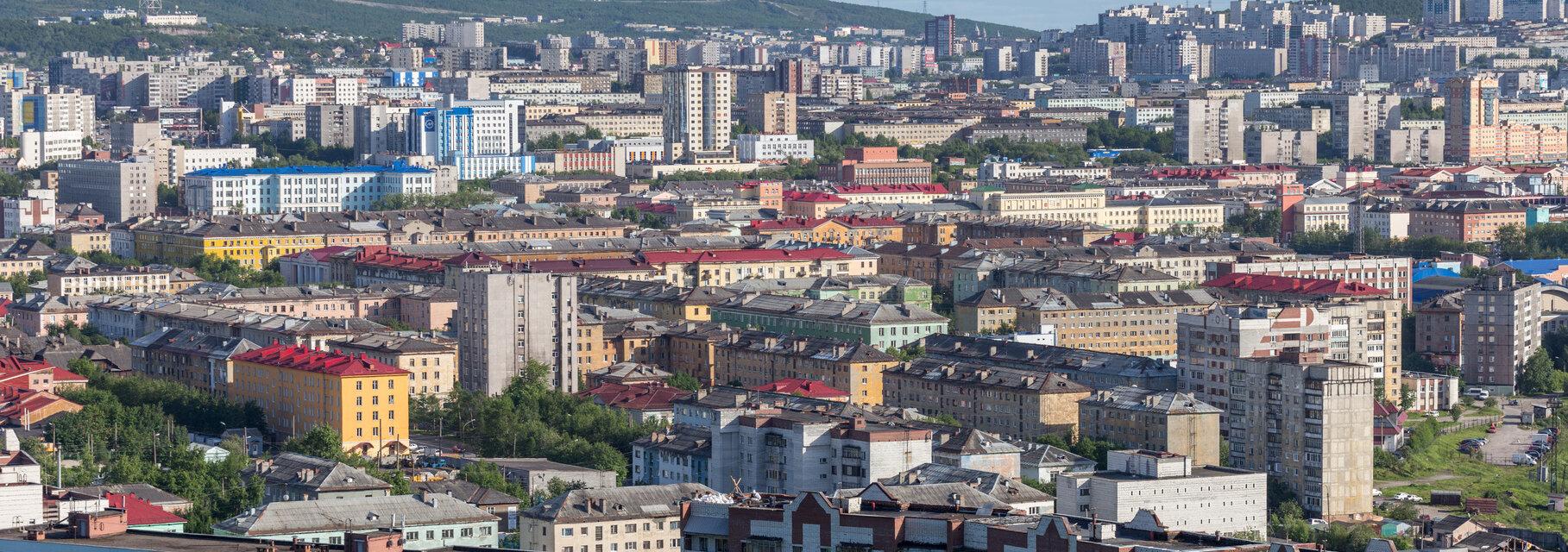 Поиск отелей в Мурманске