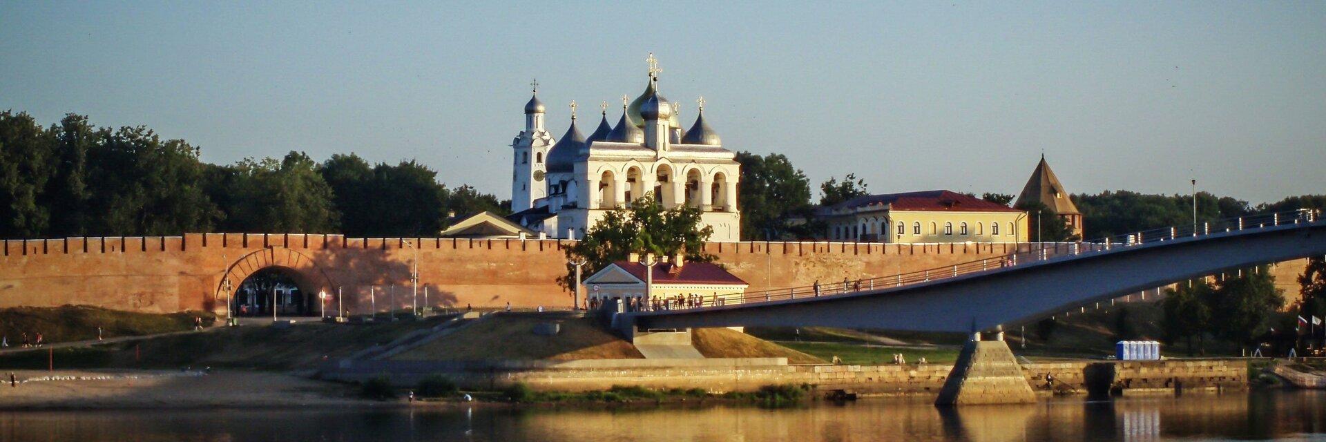 Поиск отелей в Великом Новгороде