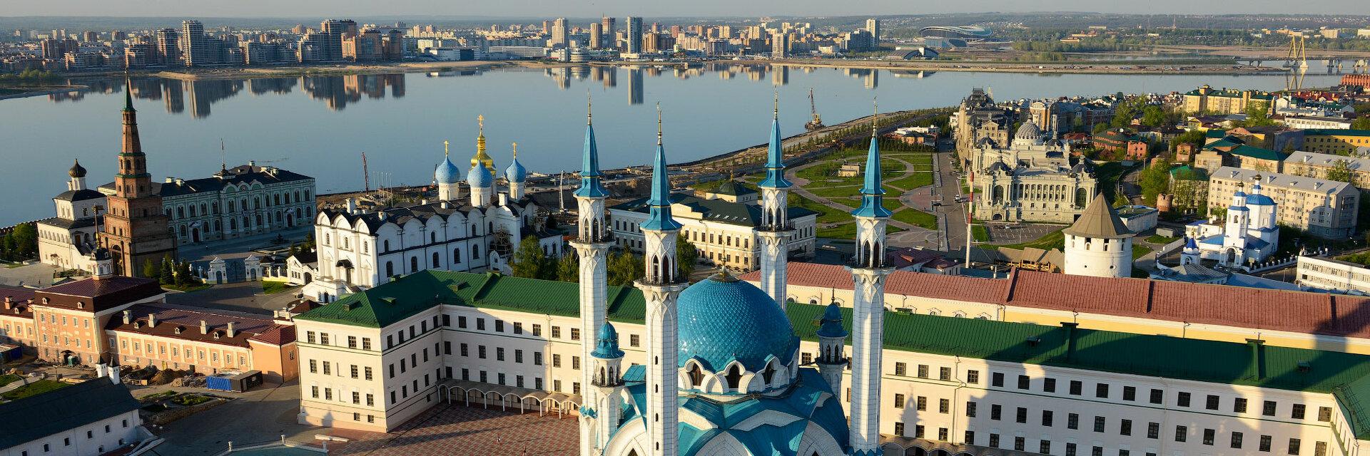 Поиск отелей в Казани