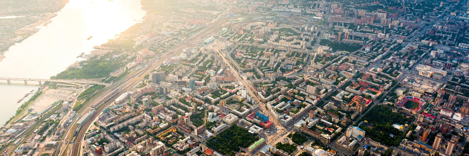 Поиск отелей в Новосибирске