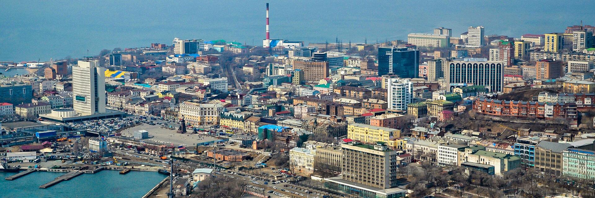 Поиск отелей во Владивостоке