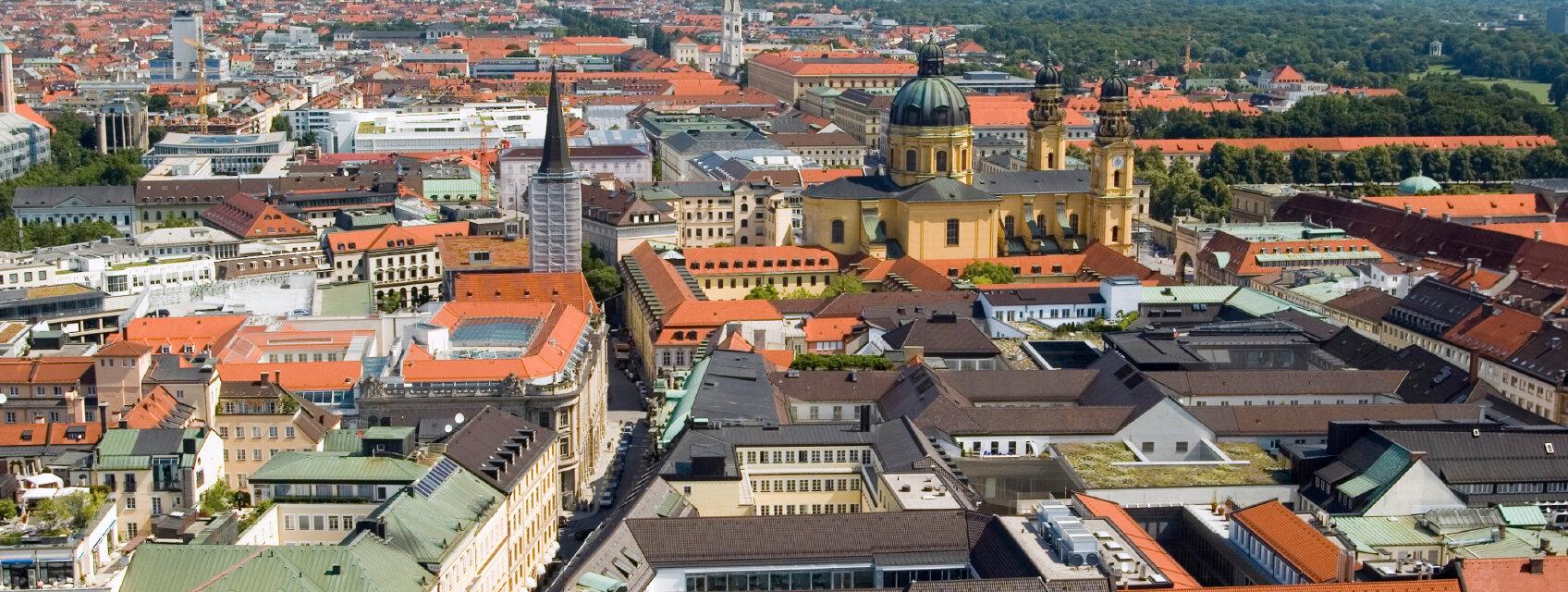 Поиск отелей в Мюнхене