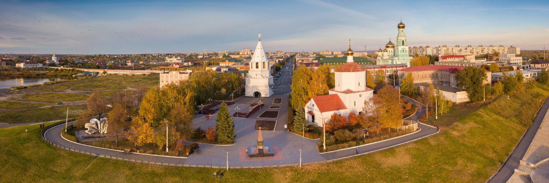 Поиск отелей в Сызрани