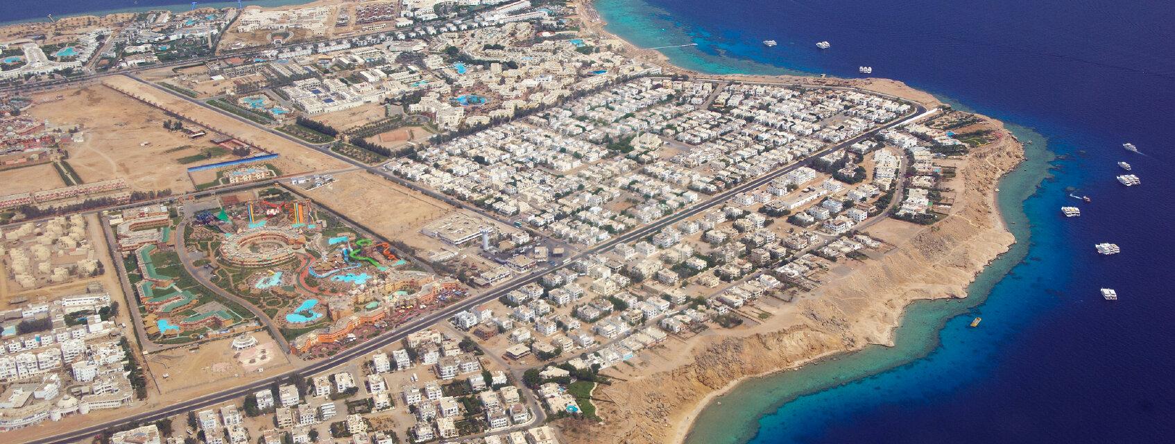Поиск отелей в Шарм-эль-Шейхе