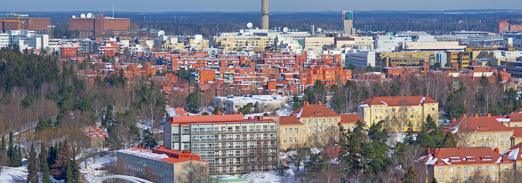 Поиск отелей в Хельсинки