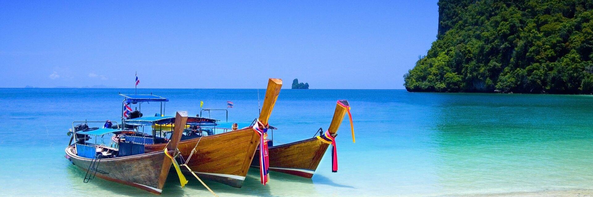 Поиск отелей в Краби