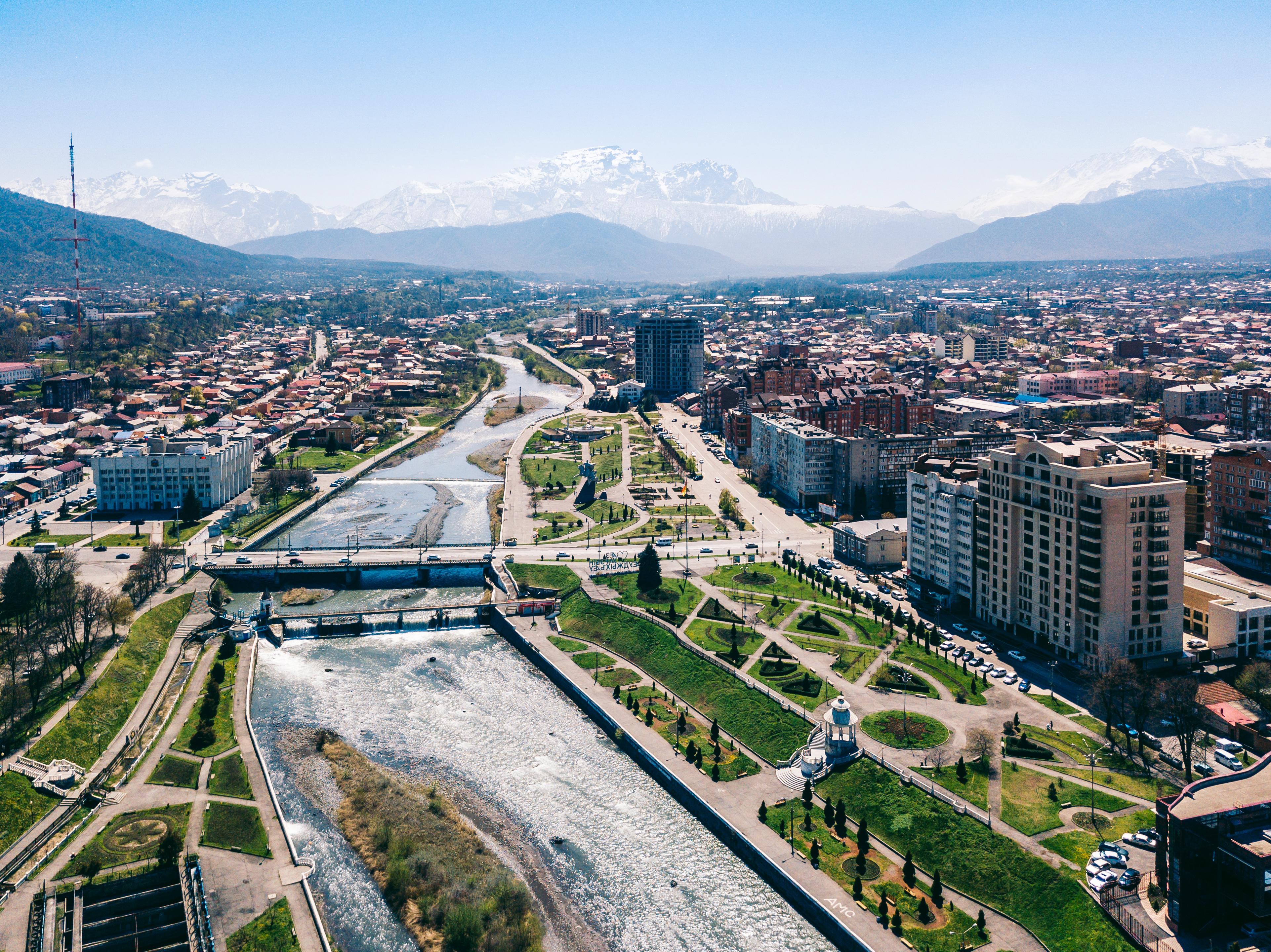 Поиск отелей во Владикавказе