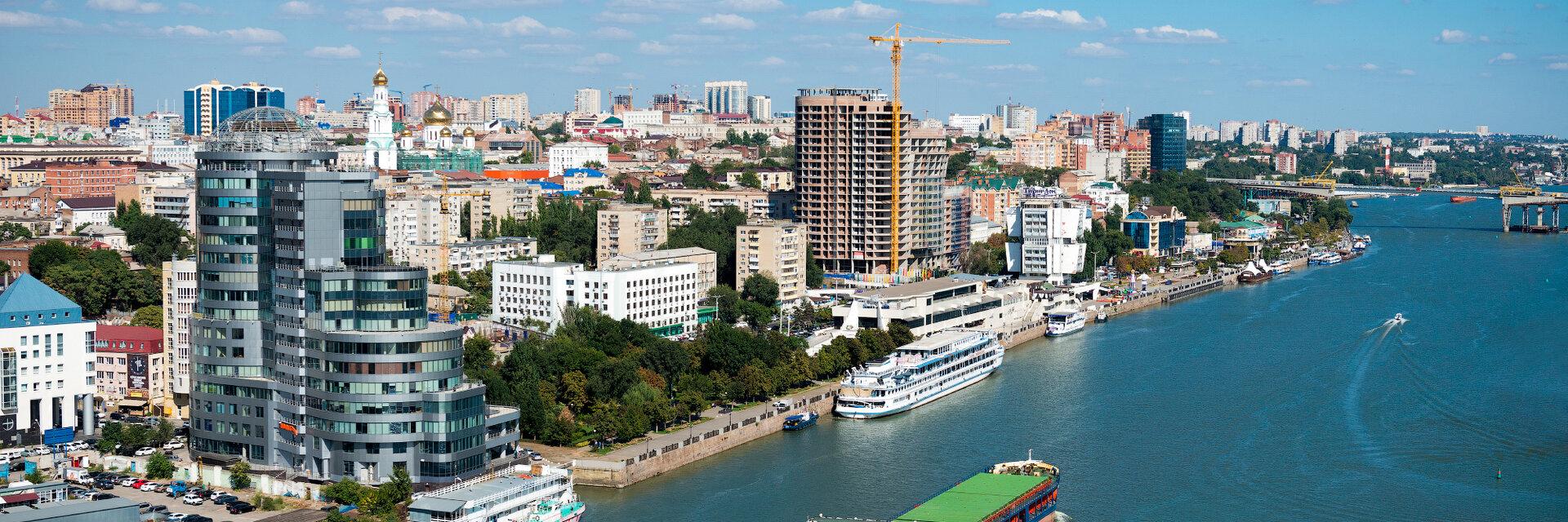 Поиск отелей в Ростове-на-Дону
