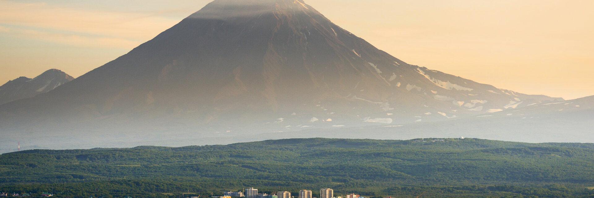 Поиск отелей в Петропавловске-Камчатском