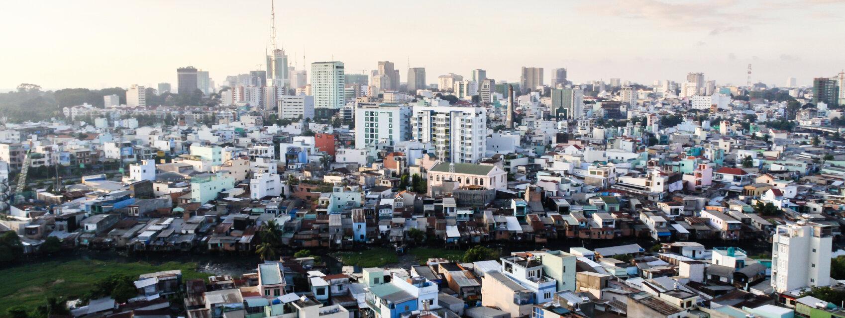 Поиск отелей в Хошимине