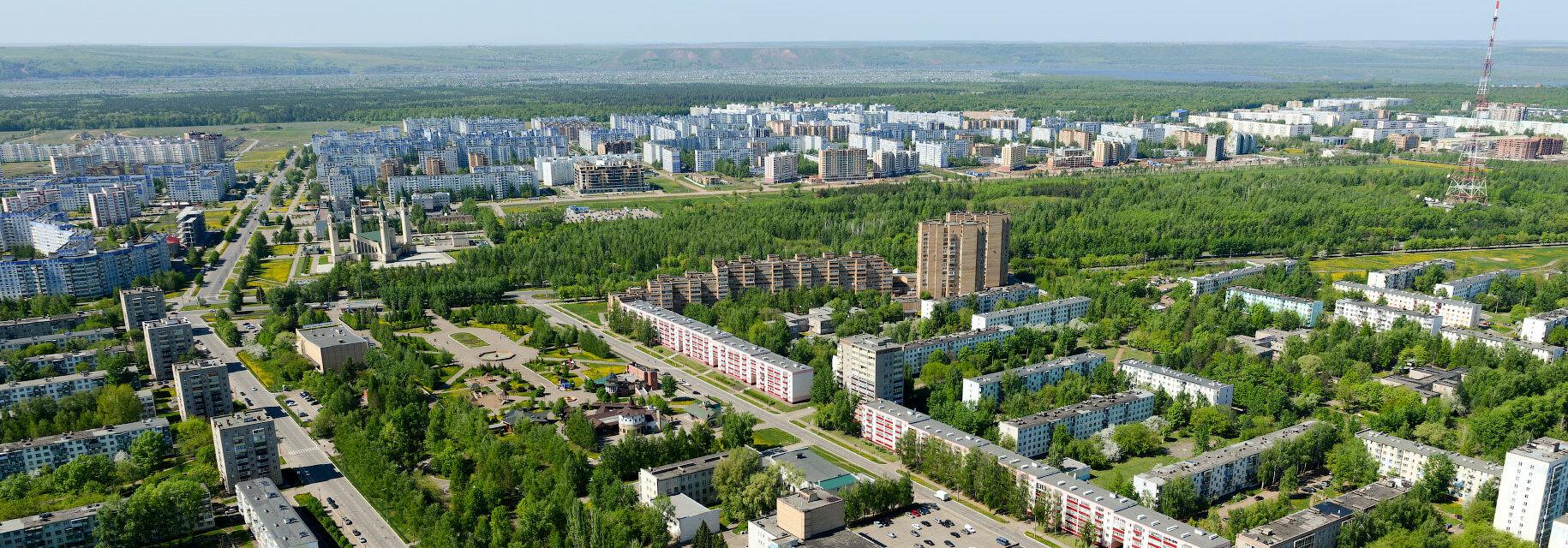 Поиск отелей в Нижнекамске