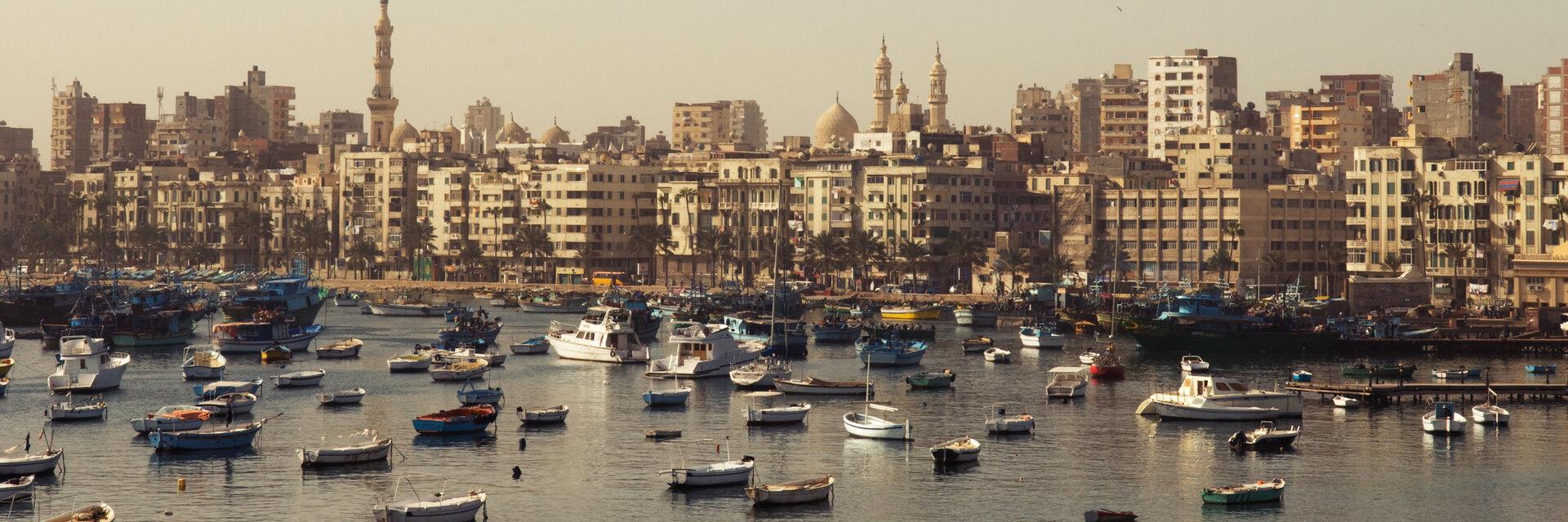 Поиск отелей в Александрии