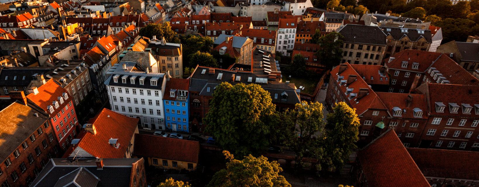 Поиск отелей в Ольборге
