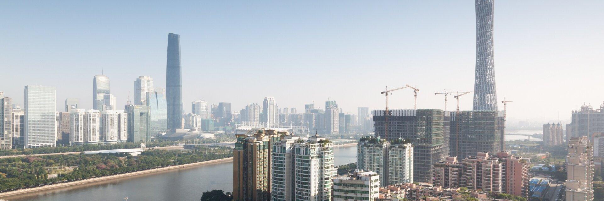 Поиск отелей в Гуанчжоу