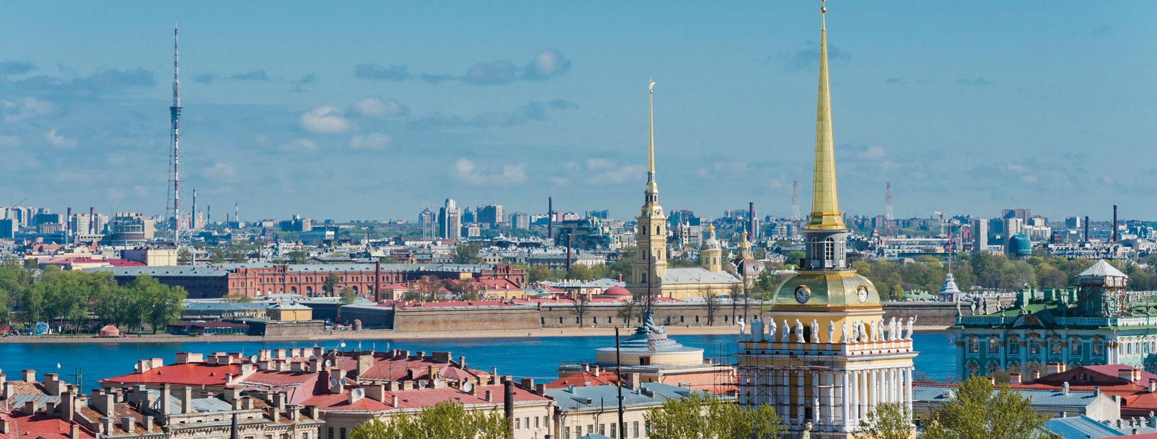 Поиск отелей в Петергофе