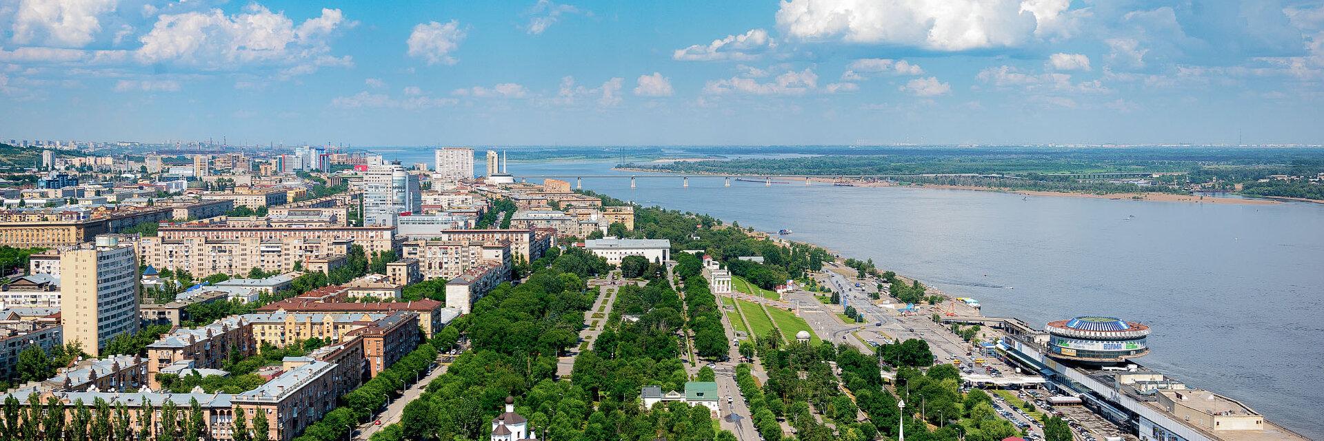 Поиск отелей в Волгограде