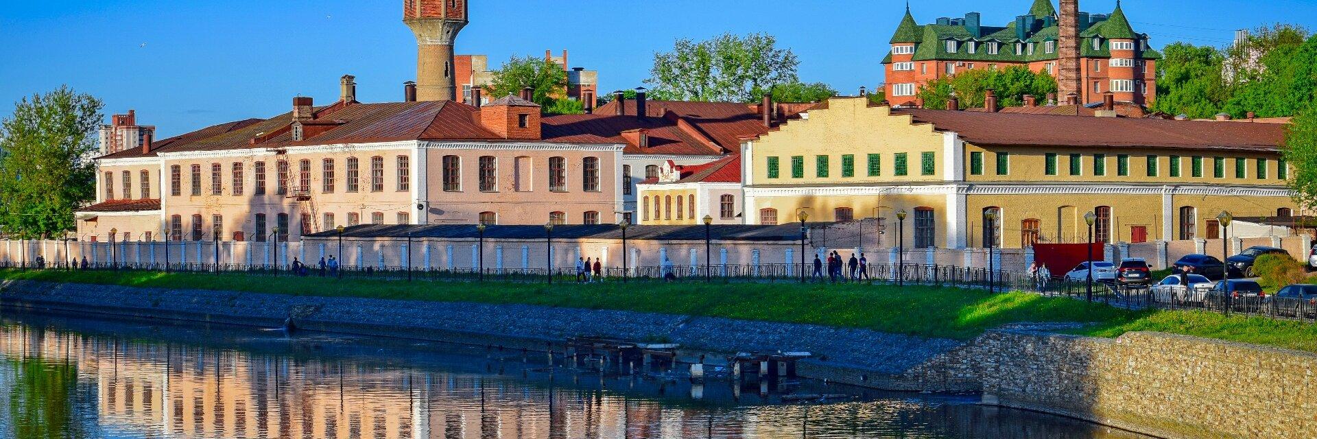 Поиск отелей в Иванове