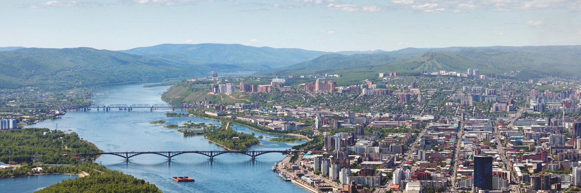Поиск отелей в Красноярске