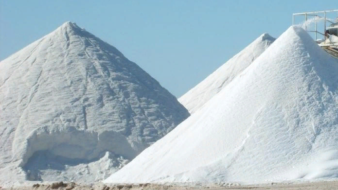 Соль техническая м.р. Илецкое, руб./тонна