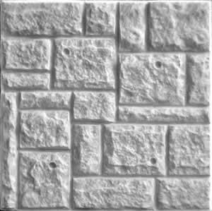 Природный камень каламит широко используется для облицовки фасадов. После шлифовки его поверхность приобретает красивый и необычный вид.