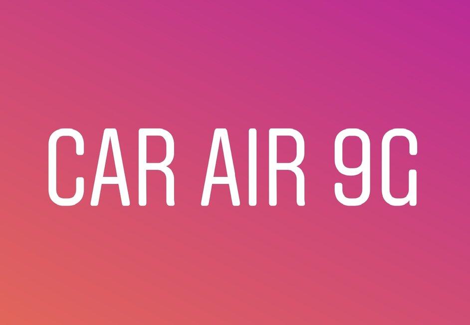 Ионный очиститель Car Air 9G