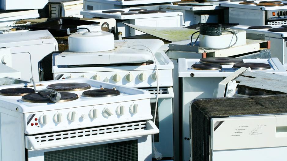 """Компания ООО """"СБВ утилизация"""" осуществляет бесплатный вывоз бытовой техники для дальнейшей утилизации."""