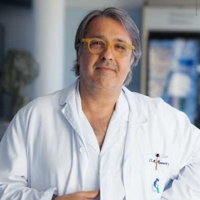 Доктор Жузеп Мария Рамирес — Директор и управляющий Гуттманна с 2000 года