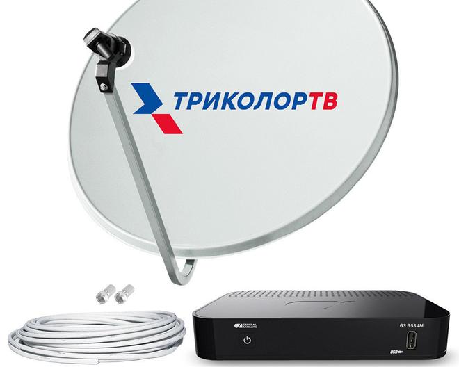 Современный HD-приёмник с возможностью записи эфира и подключения мобильных устройств.