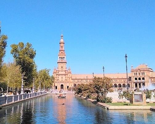 Экскурсии в Севилье с русскими гидами