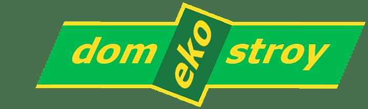 Логотип строительной компании ДомЭкоСтрой