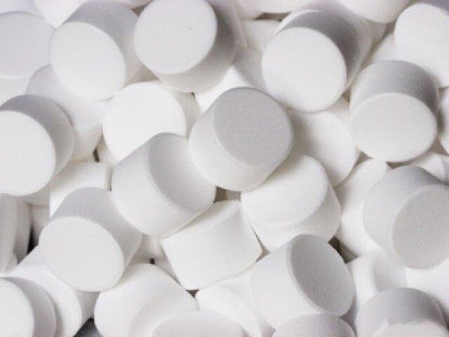 Соль таблетированная 25 кг для водоподготовки