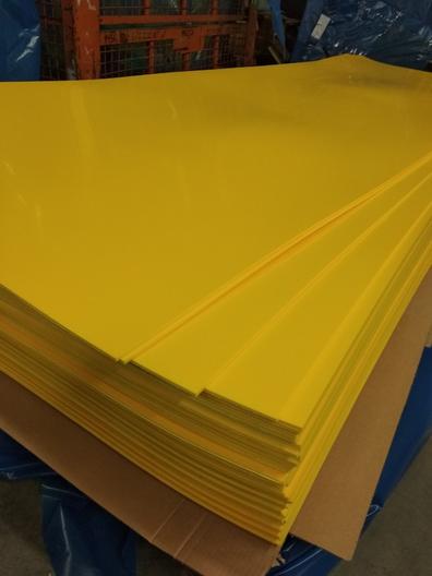 Изготовление листовых термопластичных полимеров AБС, АБС/ПММА,УПС,ПС,ПЭНД, ПД декоративная плёнка