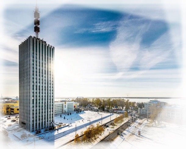 эхолоты Lowrance в Архангельске