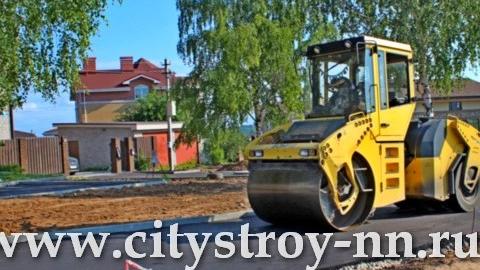 Асфальтирование вНижнем Новгороде и Нижегородской области