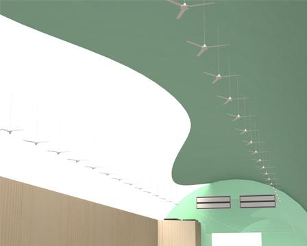 Потолочные вентиляторы МР-1 это свежий воздух в любом помещении от квартиры и веранды до промышленного склада!
